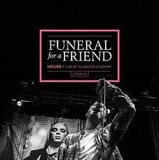 FUNERAL FOR A FRIEND - HOURS-LIVE AT ISLINGTON ACADEMY (  VINYL LP + DVD NEW+