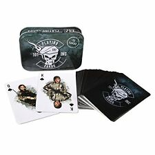 Army / Military Playing Cards - Gift Tin Set - 101 INC Airsoft 52 Card Pack