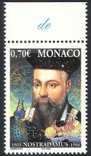 Monaco 2003 Nostradamus/People/Astrology/Fortune/Stars/Constellations 1v (s6196)