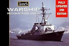 Jane's Warship Recognition Guide 2e (Jane's Warships Recognition Guide), Jane's,