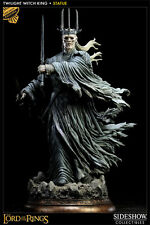 HERR DER RINGE - TWILIGHT WITCH KING STATUE EXCLUSIVE VERSION SIDESHOW 300/300