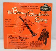 "45 7"" EP - The Benny Goodman Story - Volume 1, Part 3 - 1956 - OE 9222"