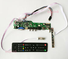 T.VST56 LCD Controller driver board kit TV HDMI VGA for N156BGE-L21 LED 1366X768