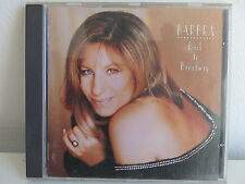 CD ALBUM BARBRA STREISAND Back to Broadway 473880 2