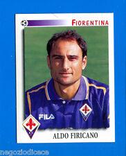 CALCIATORI PANINI 1997-98 Figurina-Sticker n. 111 - FIRICANO - FIORENTINA -New