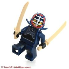 LEGO Collectible MiniFigure: Series 15: #12 - Kendo Fighter (Sealed Pack)