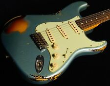 SPECIAL SALE Fender Custom Shop NAMM 1960 '60 Heavy Relic FLAME NECK 7.28 lbs