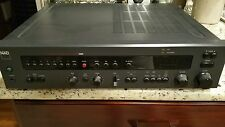 NAD 1600 Monitor Series Preamp / Tuner Stereo Receiver ( Tuner & Preamplifier )