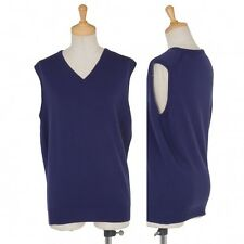 """""""SALE"""" JHON SMEDLEY sleeveless V-neck knit Size XS(K-16150)"""