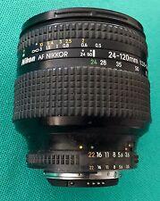 Nikon AF Nikkor 24-120mm 1:3.5-5.6D Lens