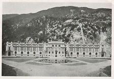 D1406 Pallanzeno - Centrale elettrica - Stampa antica - 1928 old print