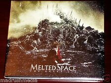 Melted Space: The Great Lie CD 2015 Sensory Records SR3076 Digipak NEW
