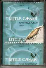 LITTLE CEASER: NAME YOUR POISON CASSETTE EP HARD ROCK