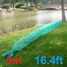 5m 16.4ft Crayfish Crawdad Lobster Prawn Trap Net Saltwater & Freshwater Fishing