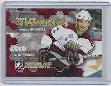2010-11 PATRICK McNEILL ITG HEROES & PROSPECTS CALDER CUP CHAMPIONS #CC-10