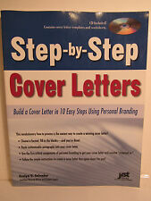 Step-by-Step Cover Letters CD Included, Choose Format Fill In The Blank, Paste