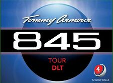 TOMMY ARMOUR 845 TOUR DLT GOLF BALL (2X12 PACK, 4 LAYER, WHITE)