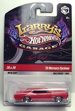 Hot Wheels Larry's Garage '70 Mercury Cyclone - 1:64