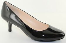 Cole Haan Margot Black Patent Leather Classic Pump Heels Womens Shoes Size 8 NEW