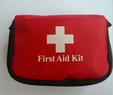First Aid Kit Emergency Bag Home Car Outdoor American Red Cross Guide Set AUSE