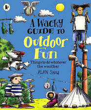 A Wacky Guide to Outdoor Fun,GOOD Book