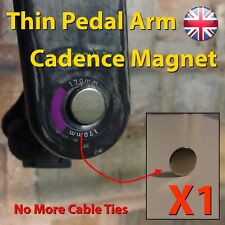 Cadence Magnet For Pedal Arm x1 - THINNER 1MM - Garmin Cadence Sensor - GSC 10