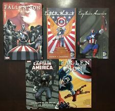 fallen son the death of captain america Liberty Justice for All Marvel Knights