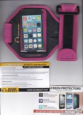 Gear Beast Pink Cell Phone Holder Case Neoprene Sports Arm Band*Free Ship*SEALED