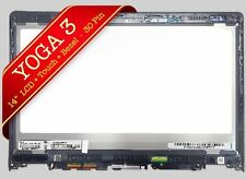 """Lenovo Yoga 3-1470 14.0"""" 1920x1080 LCD TOUCH ASSEMBLY 5D10H35588 Grade A"""