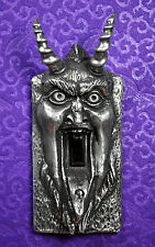 Krampus Light Switch Cover - Single Toggle Switch Plate