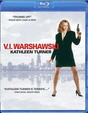 V.I.Warshawski, Kathleen Turner, Charles Durning, Blu-ray New Sealed