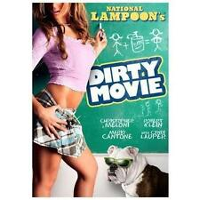 NATIONAL LAMPOON DIRTY MOVIE CYNDI LAUOER ROBERT KLEIN NEW DVD