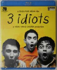 3 Idiots - Aamir Khan - Bollywood Movie Bluray / Spanish French Dutch Etc Subtit