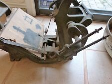 """VINTAGE The Excelsior 5x8 Letterpress Printing Press 1928 by Kelsey & Co """"as is"""