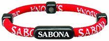 Sabona Athletic Magnetic Bracelet (Red - Size L-XL)