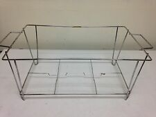 Buffet Chafer Food Warmer Wire Frame / Stand / Rack Full Size Chafing Dish (1)