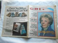 GRIT-JUNE 23,1985-MARY STUART:'DUMB LUCK' LEADS TO DECADES OF FAME