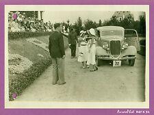 PHOTO 1930, VIEILLE VOITURE DE COLLECTION CONCOURS D'ÉLÉGANCE , OLD CAR -K51