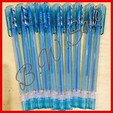 Pentel Highlighter Pencils x 10 Blue Pencil Fluorescent Automatic Action 1.3mm