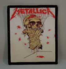 METALLICA One (Printed Patch) (New)