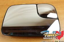 2006-2009 Dodge Ram Passenger Side 1500 2500 3500 Heated Power Tow Mirror Glass