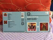 """Black Eyed Peas Behind the Front & Monkey Business """"2 Alben"""" kleiner Pappschuber"""