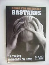 SONGS FOR MISERABLE BASTARDS - DVD PAL - EXTREME - BLACK - STYLE COUNCIL - 10CC