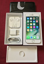 "Mint Apple iPhone 6- 128GB- Silver- 4.7"" -Factory Unlocked 4G LTE Smartphone 8MP"