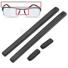 A Set Silicone Cover Temple Tips Nose Pad For ic! berlin Glasses Sunglass Frame