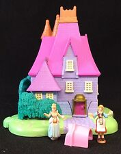 Polly Pocket Mini ��  1995 - Cinderella Stepmother's House - Bluebird Toys