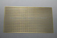 Ship Vessels Detail Update PE 1/350 005 Drooping Guard Rails Rail general use