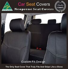 Seat Cover Volkswagen Caddy Front (FB + MP) & Rear Waterproof Premium Neoprene