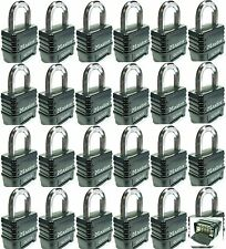 Combination Lock Set by Master 1178D (Lot 24) Resettable Weather Sealed Carbide