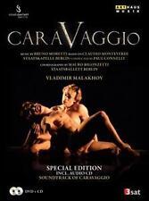Moretti, Bruno: Caravaggio #Z#